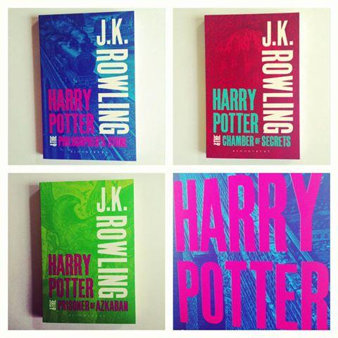 Переиздания первых трёх книг