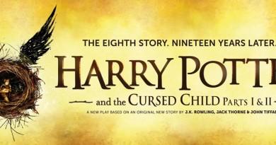 В лондонском театре прошла премьера спектакля о Гарри Поттере