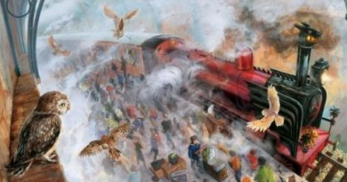 «Гарри Поттер» с картинками