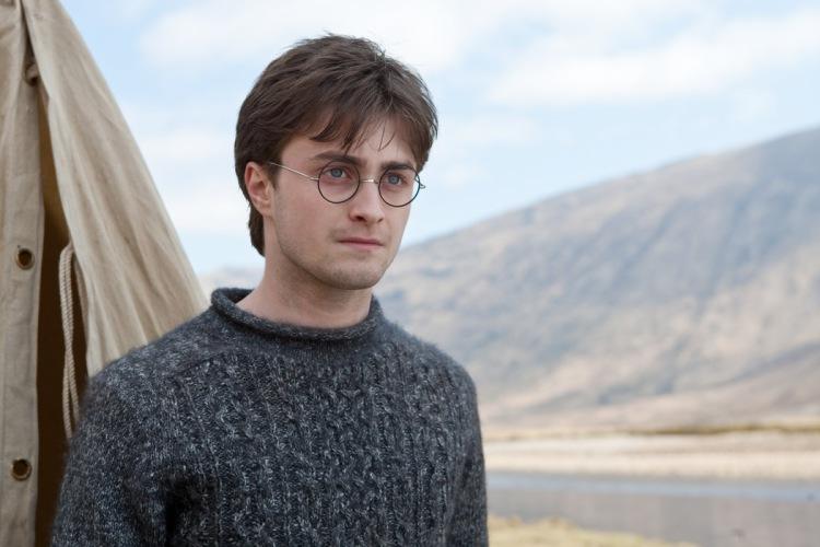 Повзрослевший Гарри Поттер