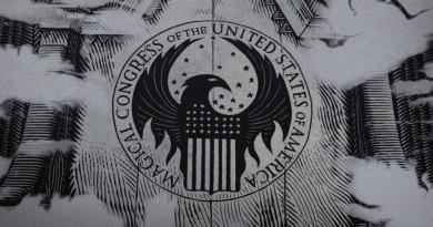 Новая информация на Pottermore: Магический Конгресс Управления по Северной Америке