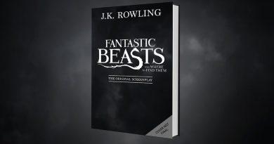 «Фантастические твари» станут книгой. Опять?