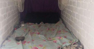 £350 в месяц, чтобы жить как Гарри Поттер в чулане под лестницей
