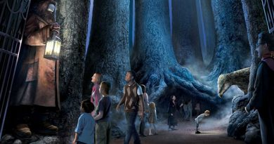 В Лондоне откроется «Запретный Лес» из «Гарри Поттера»