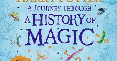 Объявлена дата выхода новых книг о мире Гарри Поттера