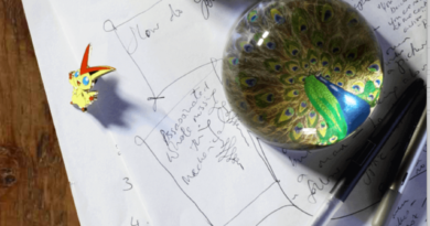 Дж.К.Роулинг даёт советы начинающим писателям