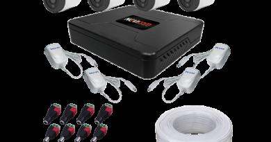 Системы видеонаблюдения: их виды и возможности