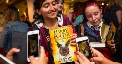 Как фанатка Гарри Поттера попала на страницы мировых изданий