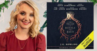 Аудиокнигу по «Сказкам барда Бидля» прочитают английские актёры