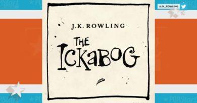 Сказка Дж.К.Роулинг «Икабог» опубликована в интернете полностью