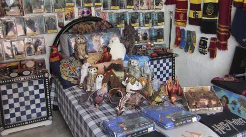 В Мексики открылся музей Гарри Поттера